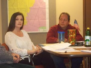 Elections Superintendent Laurel Ellison is gathering figures to determine what it will cost to hire more poll workers and buy additional computers and printers. Once completed the elections board will present the proposal to the county commission and request funding.