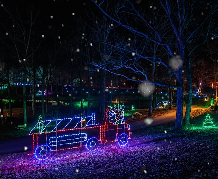 City Of Clarkesville Ga Christmas 2020 Cornelia Christmas Light Spectacular Now Open   Now Habersham
