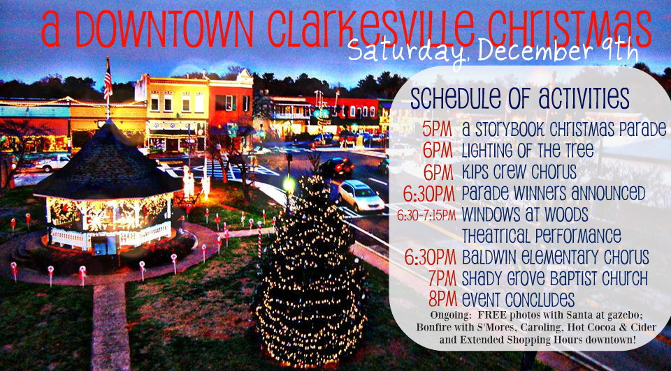 City Of Clarkesville Ga Christmas 2021 Clarkesville Christmas Promises Storybook Experience Now Habersham