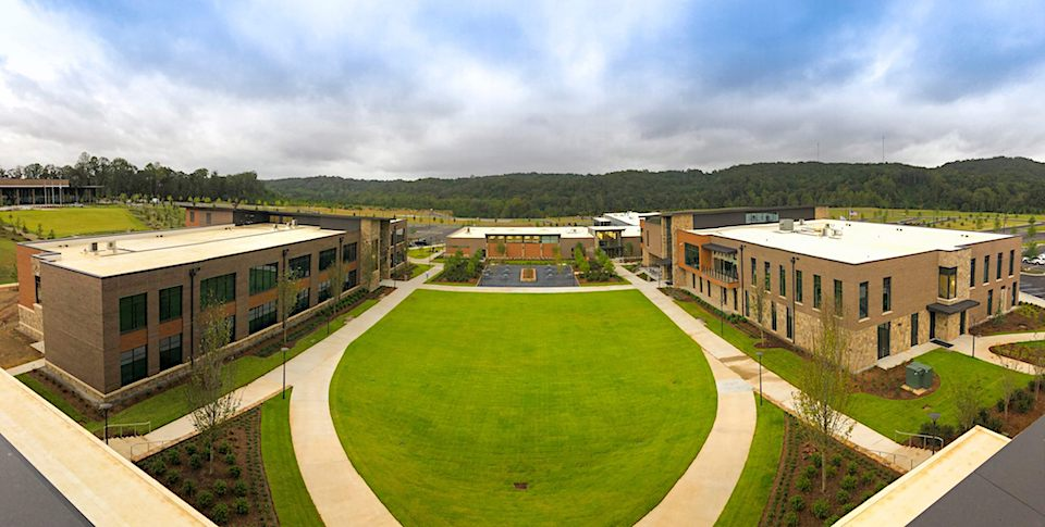 Deal Hall Campus Of Lanier Technical College A 21st Century Campus For A 21st Century Workforce Now Habersham