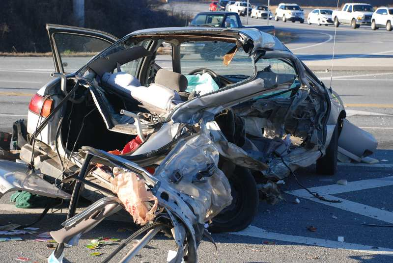 Car Wreck Ga Christmas Day 2020 Driver charged in wreck west of Cleveland   Now Habersham