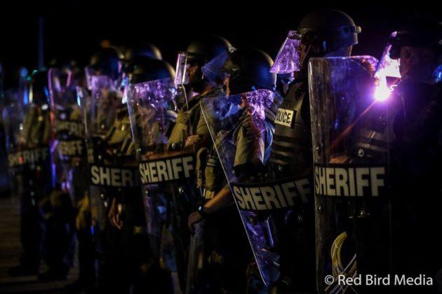 Protests spread to Gainesville - Now Habersham