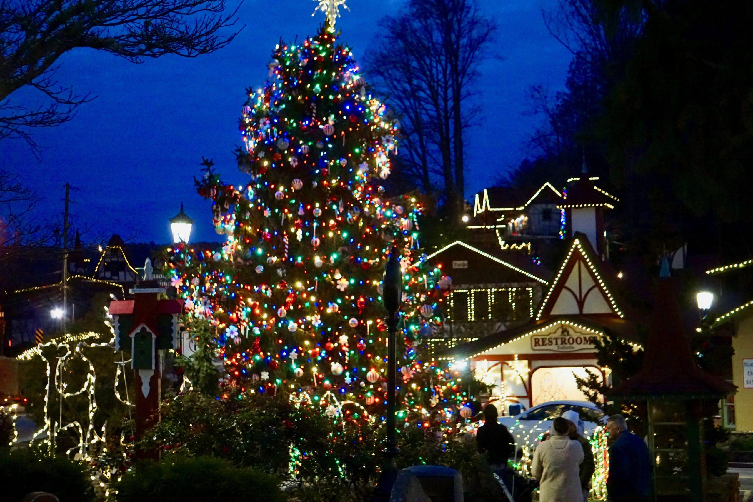 City Of Clarkesville Ga Christmas 2021 The Lights Of Helen Now Habersham